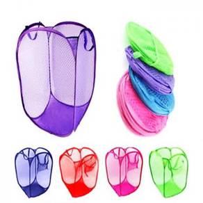Foldable Pop Up Washing Laundry Basket - 10-77-01