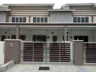 New Double-Storey House for rent Sitiawan, Manjung, Kampung Acheh