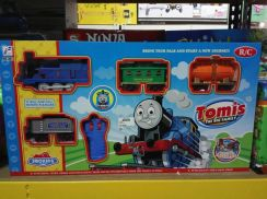 Thomas train with controller
