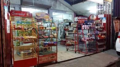 Bisnes for sale (kedai runcit)