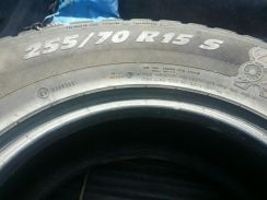 A/T viking brand hilux spare tyre
