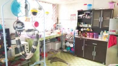 Damai Jaya 2sty Low Cost extra 1 toilet Renovated Skudai
