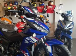 READY STOCK *Honda RS 150 - Jiwonmotor