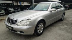 Used Mercedes Benz S320L for sale