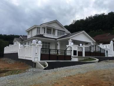 Tanah lot banglo, individual geran, Putrajaya
