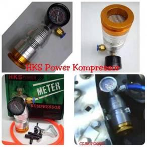 HKS power Micro air Kompressor
