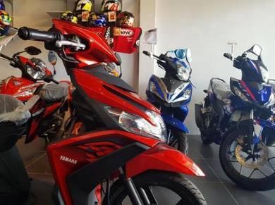 READY STOCK* Yamaha Solariz 125 - Jiwonmotor