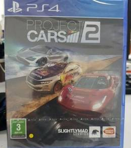 NEW AND SEALED PS4 Game Project Cars 2 MotoGP 19
