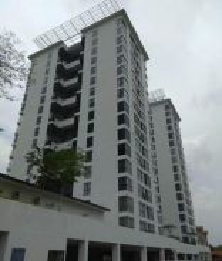 Sawtelle Suites Condominium (Duplex Unit) in Cyberjaya, Selangor