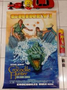 Poster THE CROCODILE HUNTER Limited Edition 2002