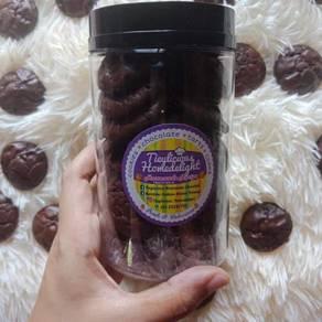 Biskut brownies