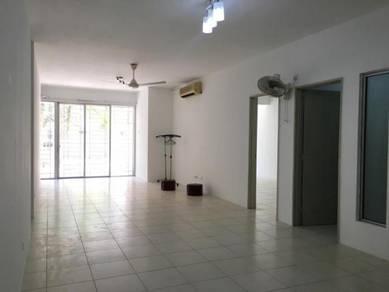 PV13, Platinum Hill Condo 4 room 2 bath for RENT Setapak PV128 behind