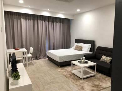 Empire City Damansara Brand New Studio for Rent (Fully Furnished)