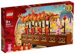 Lego Dragon Dance 80102 Chinese New Year