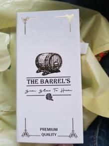 The Barrels 12mg ejuice