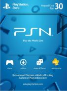 Sony psn playstation network card