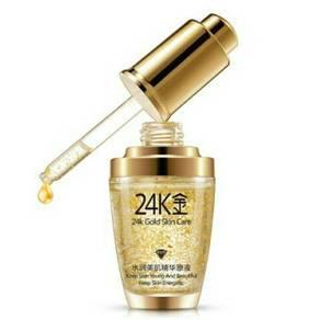 Bioaqua 24K Gold Essence Face Serum