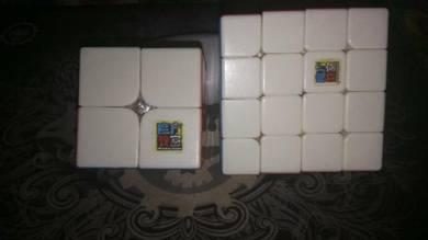 Cube 2x2 + 4x4