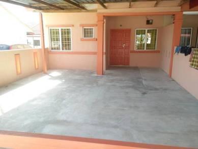 Rumah Teres 1 tingkat Fully Furnished- SIDEC Seri Iskandar