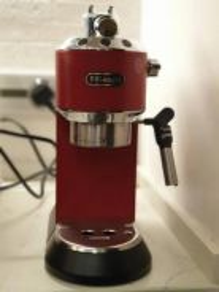 De'Longhi Dedica Espresso machine EC685.R