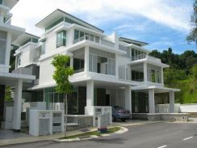 [Come with Lift] 4sty Villa Bukit Serdang nearby Pavillion Bkt Jalil
