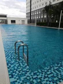Karisma Apartment eco majestic semenyih beranang taman pelangi