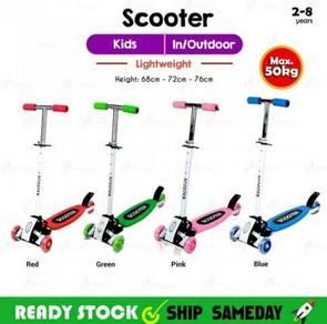 Kid Twist' Scooter Skateboard (a)