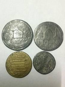Koleksi syiling yassin7 lama