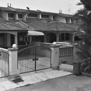 Rumah SIAP RENO MEGA di PERLING, NO HOUSE FACING dgn 1668SQFT !!!