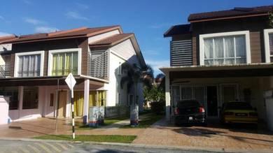[ENDLOT+7ft] > Alam D16 D 16 Teres House shah alam seksyen 7 rimba G&G