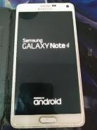 Samsung galaxy note 4 white original 4G LTE