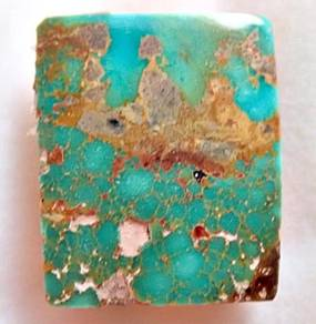 Permata 100% Natural Persian Turquoise 6.5 ct#5
