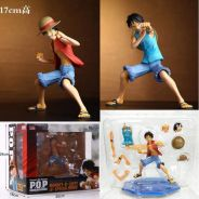 Anime One Piece POP Monkey D Luffy JF Special