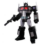 Transformers MP-10b Black Convoy 25cm with coin