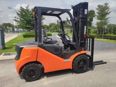 Brand New 3.0 Ton Diesel Forklift TOYOTA CTPOWER