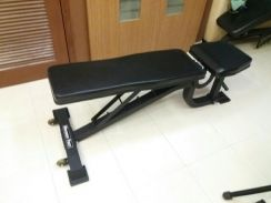 Movement First gym adjustable FID bench