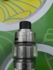 Tank zeus double coil