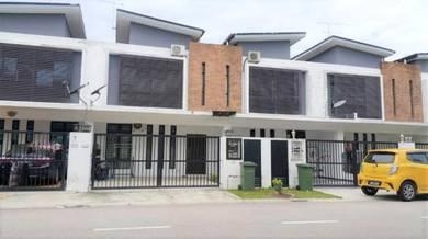 Skudai,2 Storey House Taman Pulai Hijauan( Full Loan + Lawyer Fee)