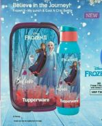 Imported Tupperware Frozen lunch set