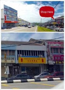 Pendekar Skudai Tasik Shop lot 1st floor rent upstair