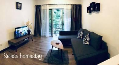 HOME STAY in BUKIT TINGGI BERJAYA HILL PAHANG