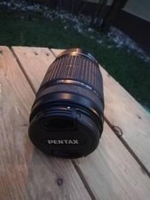 Pentax smc DA 55-300mm f/4.0-5.8 ED Lens LIKE NEW