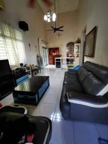 Taman pelangi indah Jalan Ayu, Renovated, Kitchen extended