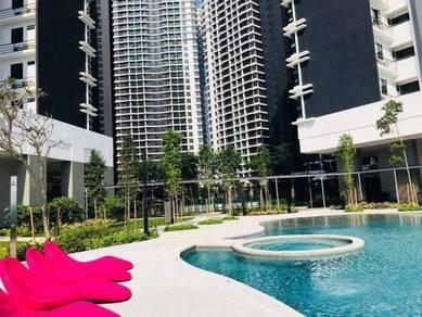 [Ready to Rent] KL Trader Square- Setapak(2 aircon)+Luxury facilites