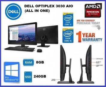 Dell core i3/i5 (aio) all in one desktop
