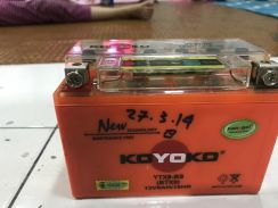 Bateri battery scooter superbike koyoko