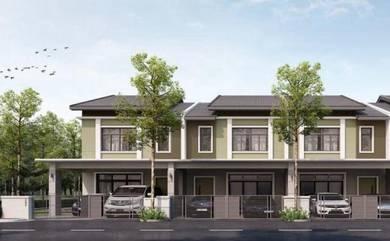 Teres 2 Tingkat, AKUSTIKA, Bandar Darulaman (Zero Booking+Rebate 10%)