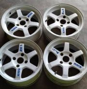 Rim 15 te37 ori pcd114.3 good condition