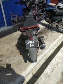 Yamaha 135lc special plat