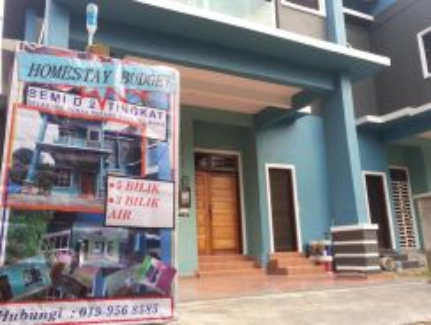 Homestay Budget 5Bilik Semi D 2 Tingkat Di Manir